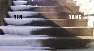 Yin/Yang Steps
